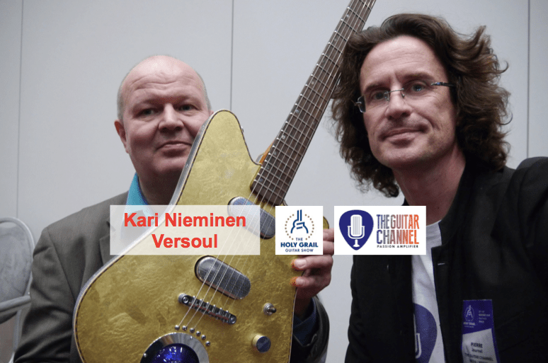 Kari Nieminen interview - Versoul Guitars
