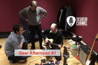 Gear Afternoon #1: a great guitar moment