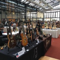 What the luthiers think of the Holy Grail Guitar Show