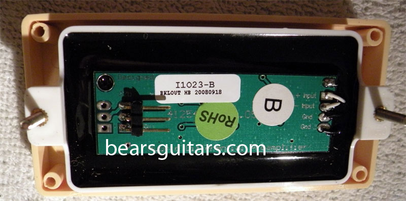 Mod-Guitar Dot Com - Guitar Mods and Hints From Jim Pearson The