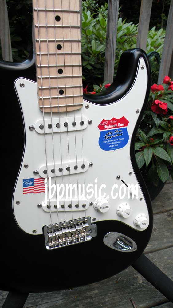 Fender Highway One (Hwy 1) USA Stratocaster Guitar Review - I ...