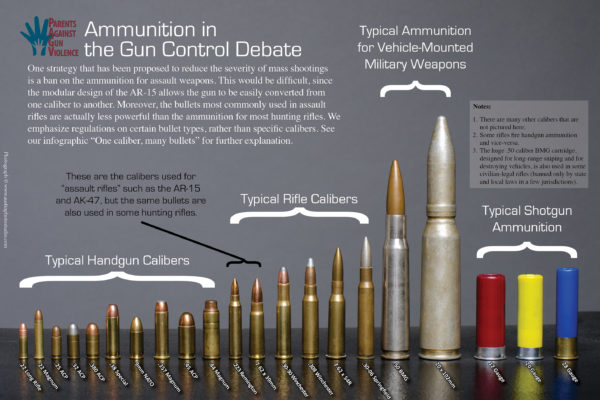 Basic Bullet EXPLAINED Sizes, Calibers, and Types - {MUST READ}