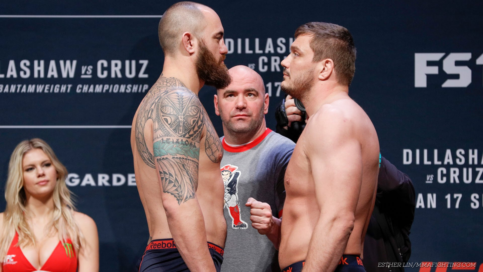 Mitrione vs Browne - The Guy Blog