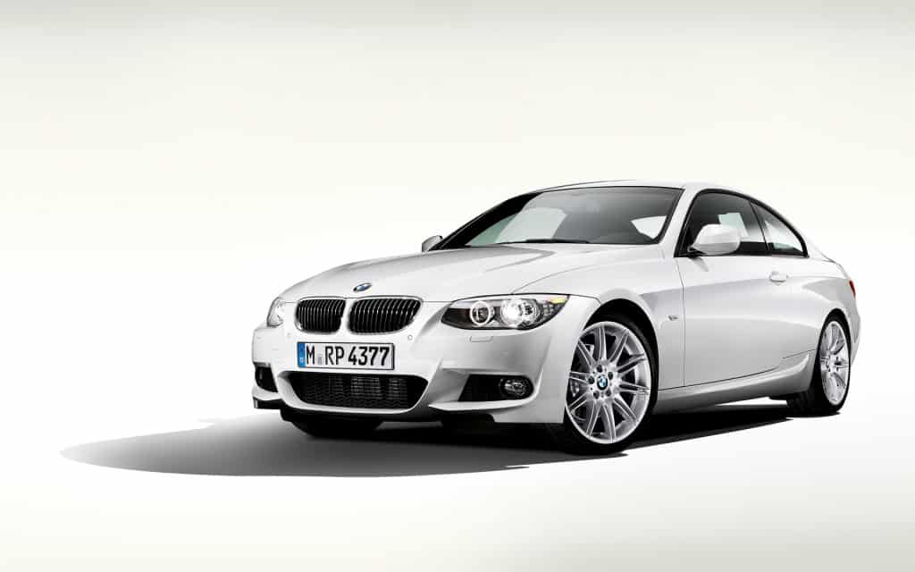 BMW 3 SERIES COUPE 2009 | THE GUY BLOG