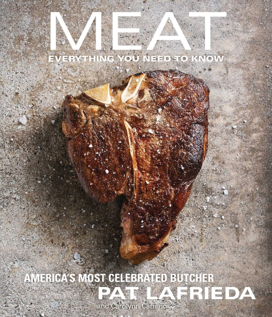 Cool gift ideas for men Meat Pat Lafrieda | The Guy Blog
