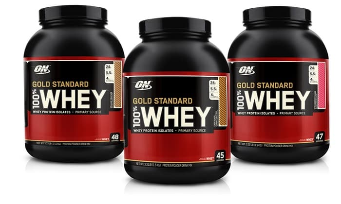 ON Gold Standard Whey Protein | The Guy Blog