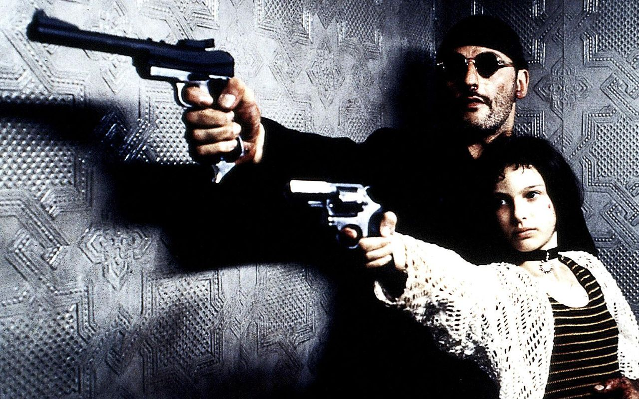 Top 20 Action Movies of the 1990s Leon The Professional / The Guy Blog