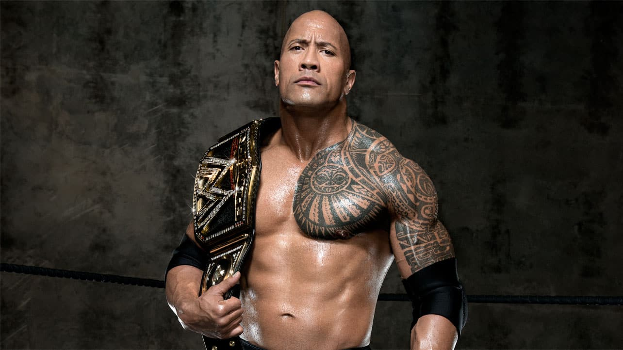 The Rock Champion | The Guy Blog