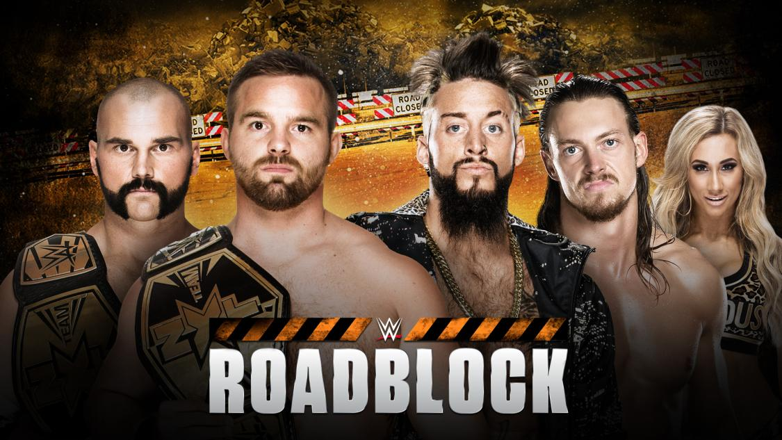 WWE Roadblock Enzo Cassidy Revival | The Guy Blog