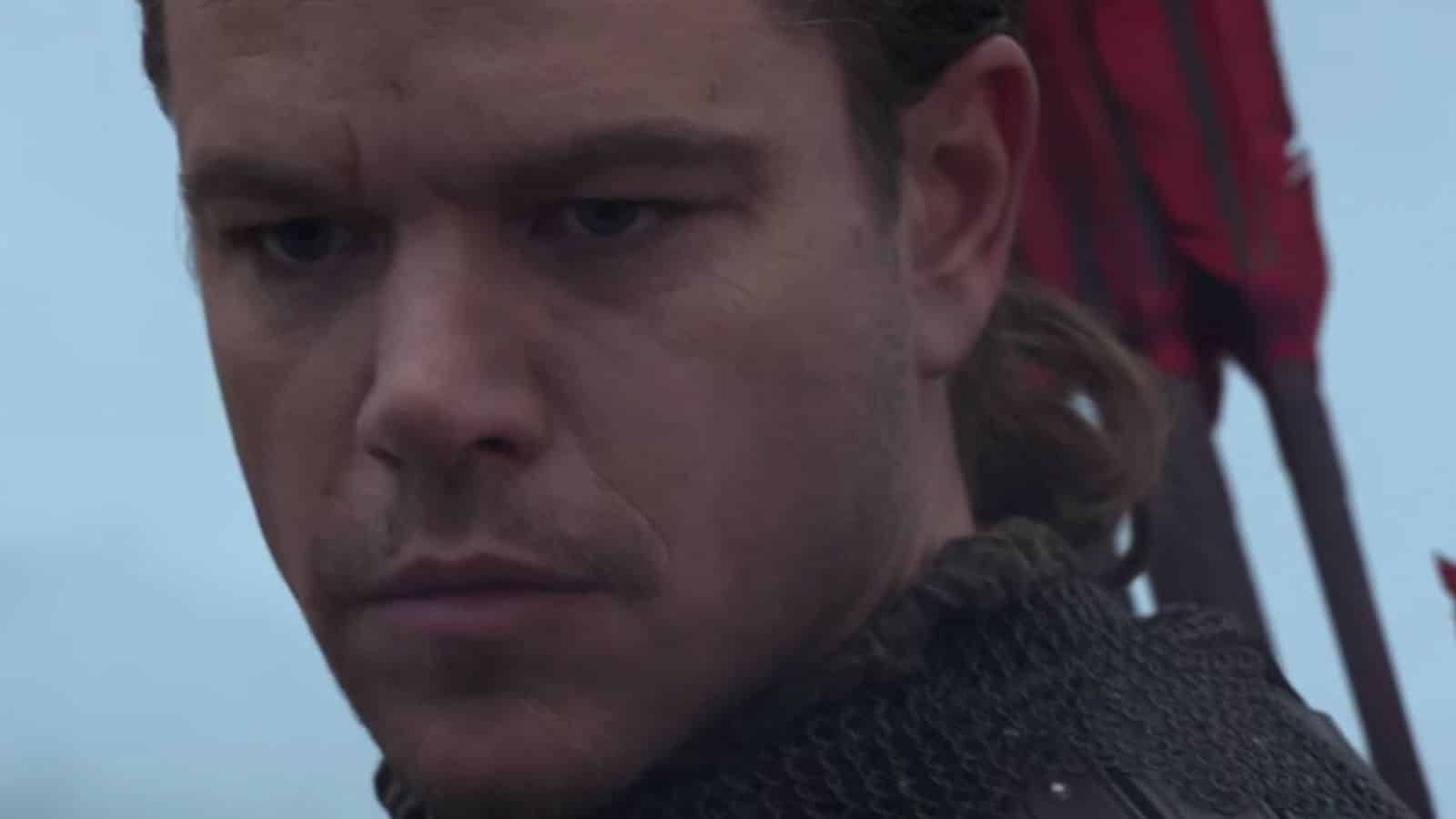 Matt Damon The Great Wall The Guy Blog