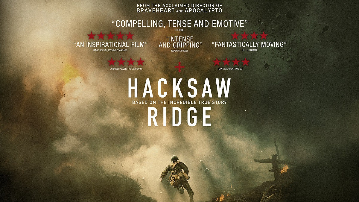 Hacksaw Ridge Starring Andrew Garfield Movie Review | The Guy Blog