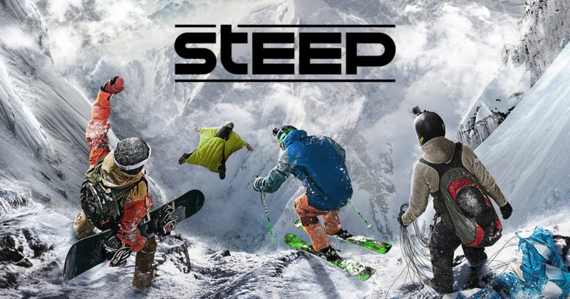 Steep Video Game Trailer