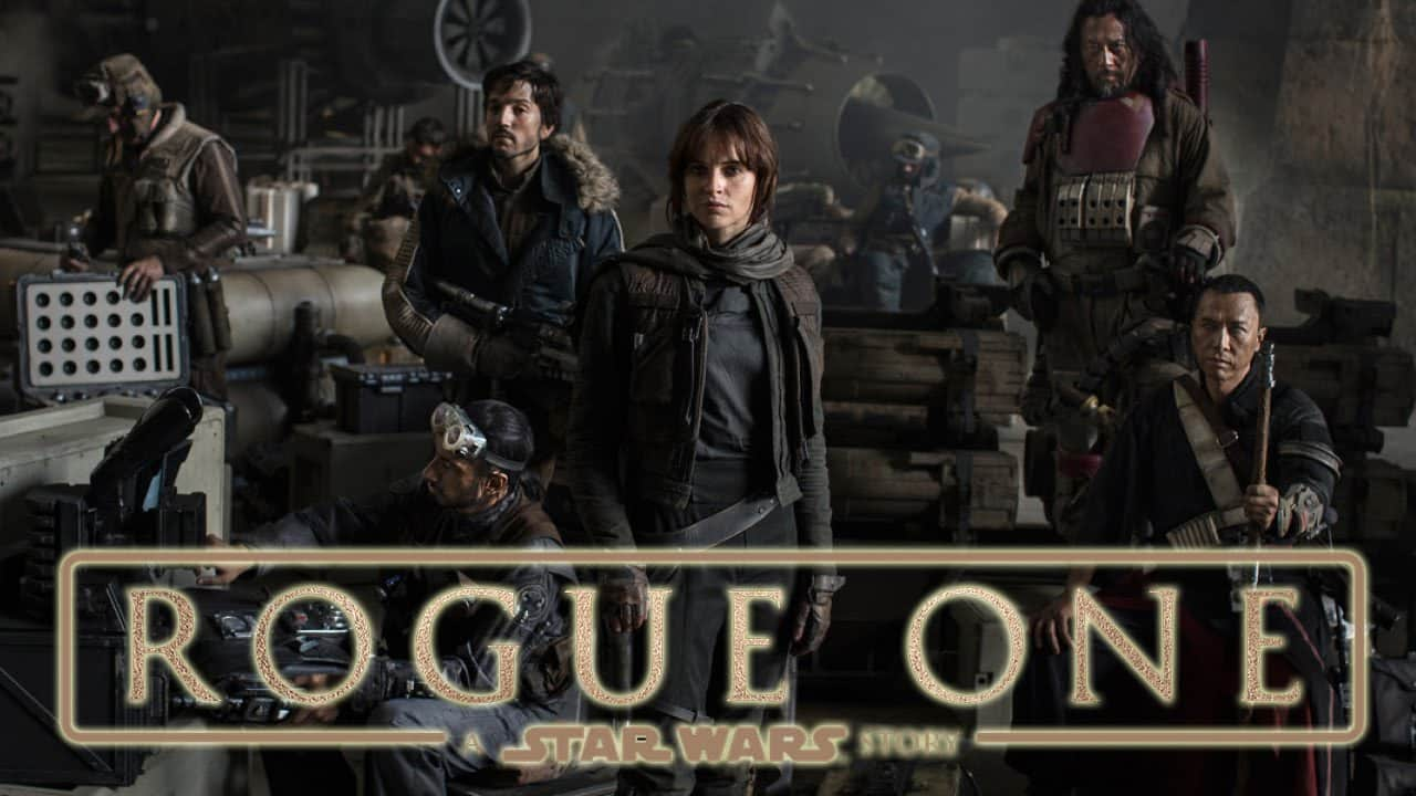 Rogue One A Star Wars Story Movie Trailer