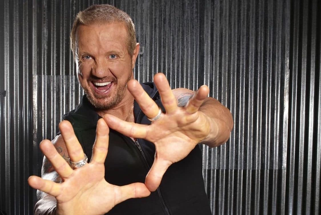 WWE's 2017 Hall Of Fame Finally Welcomes Diamond Dallas Page