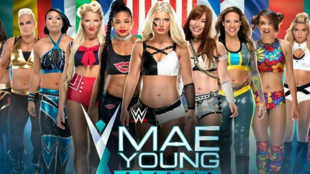 The Mae Young Classic - TheGuyBlog.com