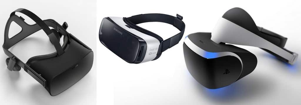 Top 5 Virtual Reality Headsets | The Guy Blog