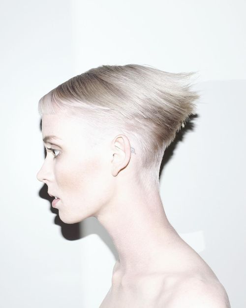 32 Undercut Hairstyle Women Undercut Hairstyle Women