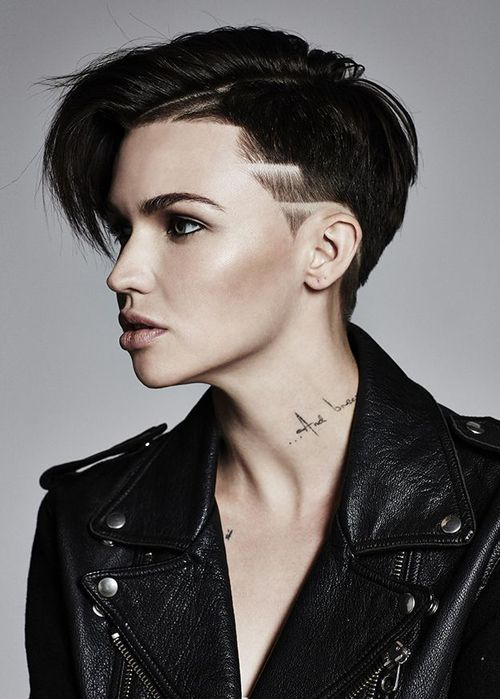 Undercut On Natural Hair