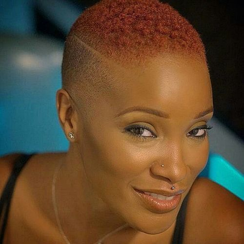 Mohawk Hairstyle Ideas Black Women