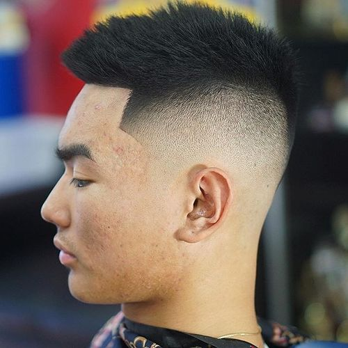 21 Ideas About Crew Cut Haircuts The Hair Style Daily