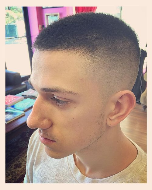 Traditional Short High and Tight