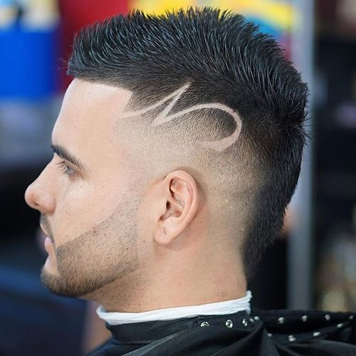 taper fade haircuts men
