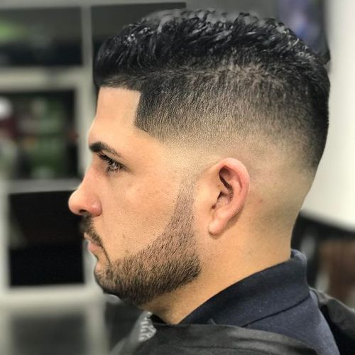 Best taper fade haircuts for men temple taper fade haircut urmus Image collections