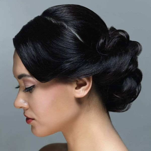 Great updo