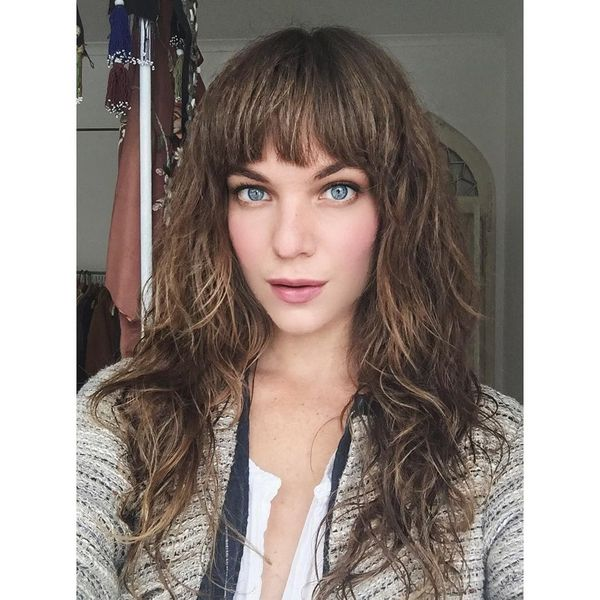 Trendy shaggy hairstyles and haircuts for long hair in 2018 classic long shaggy locks solutioingenieria Images