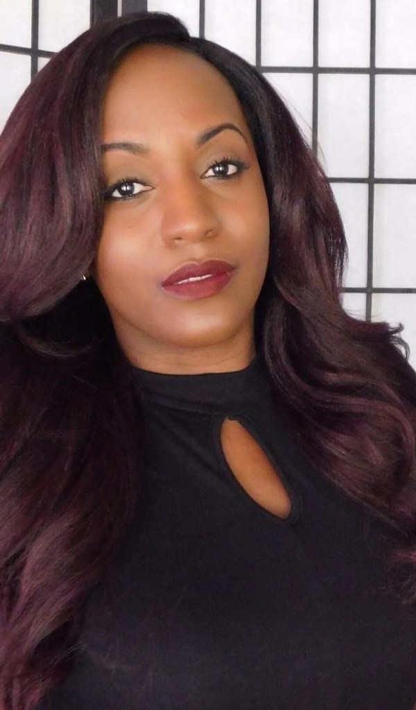 Burgundy hair with dark red purple and brown highlights deep burgundy wavy style pmusecretfo Gallery