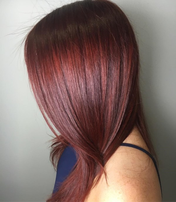 Hair color shades for girl