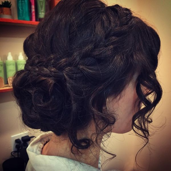 60 Fresh Prom Updos for Long Hair in 2017