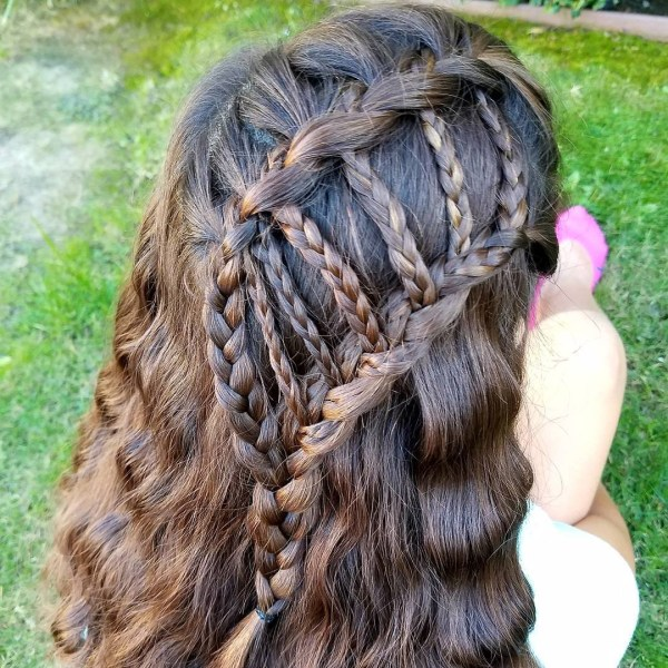 Waterfall braids innovation