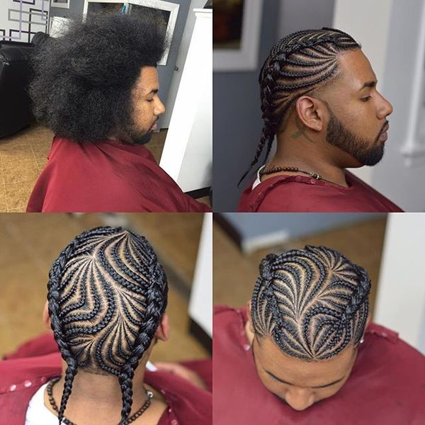 Braided Freestyle
