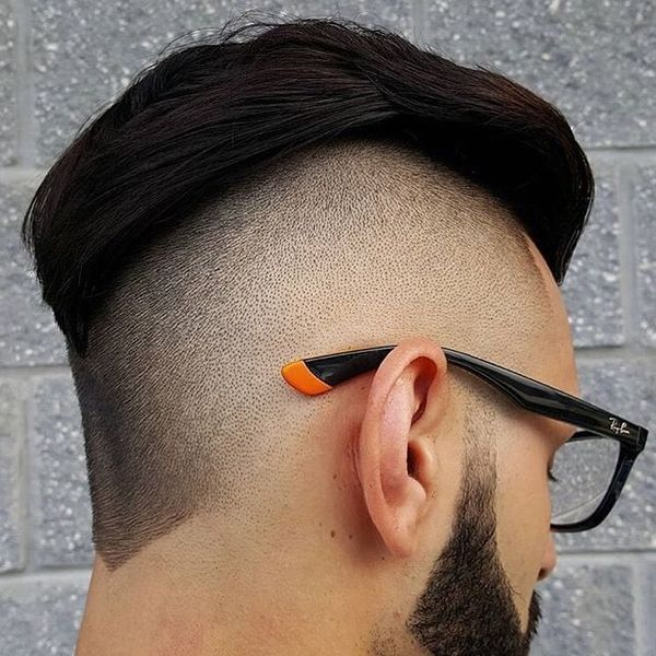 Slick, Clean And Smooth Undercut