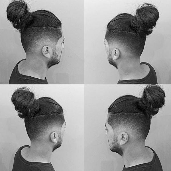 Big Bun for Men
