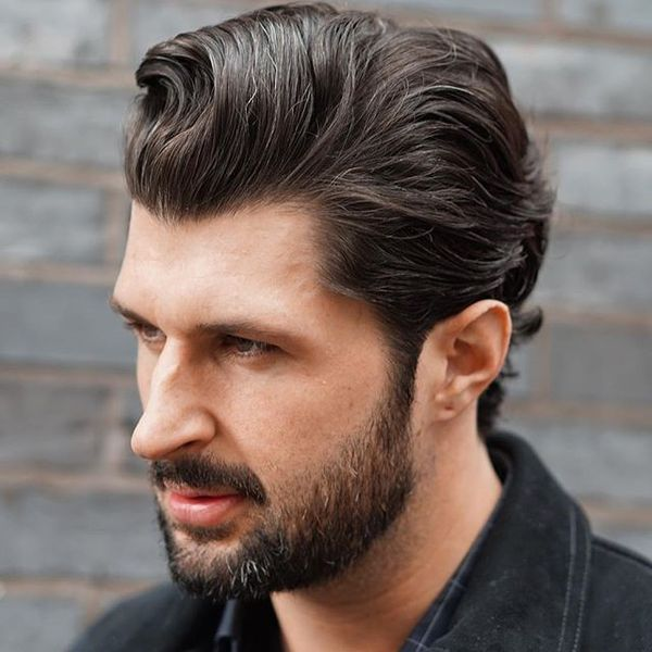 Classic Hairstyle for Medium Length