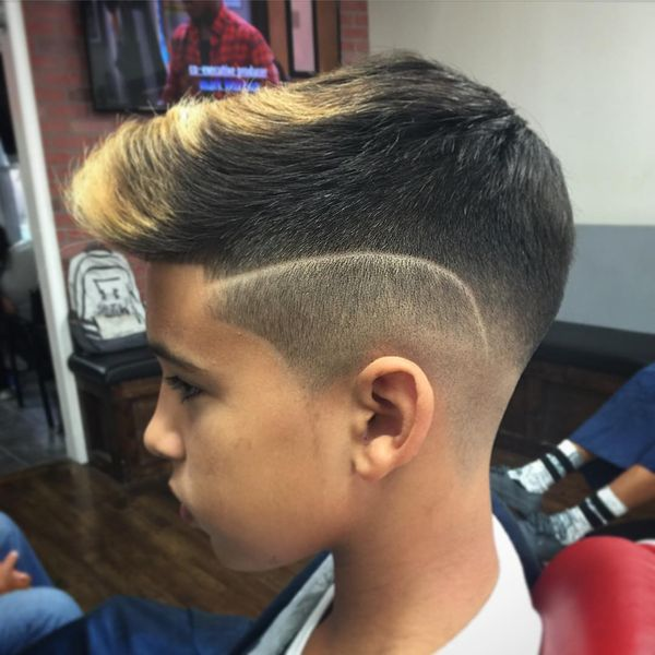 Colored shape up