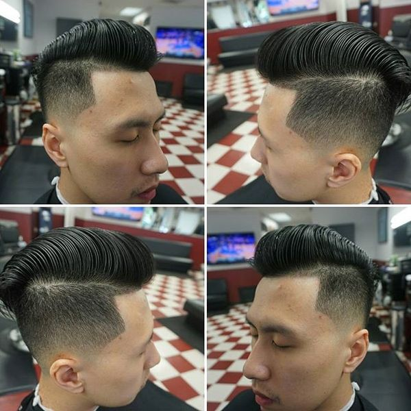 Supreme Low Skin Fade Cut