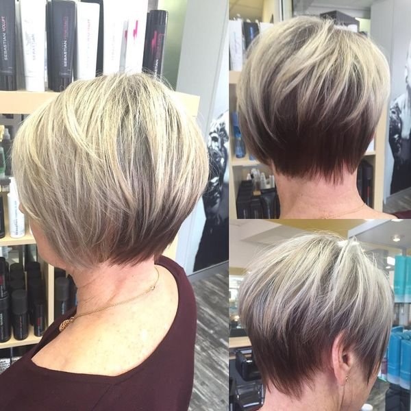 Beautiful Coloring for a Layered Bob0