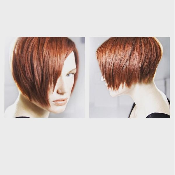 Effortless Foxy Style for Short Hair0