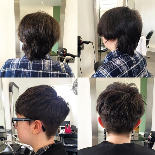 Female Taper Haircut0