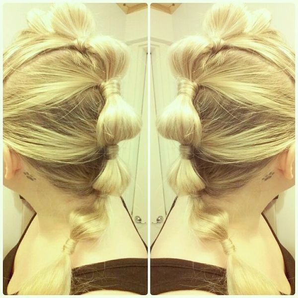 Incredible Mohawk Knots
