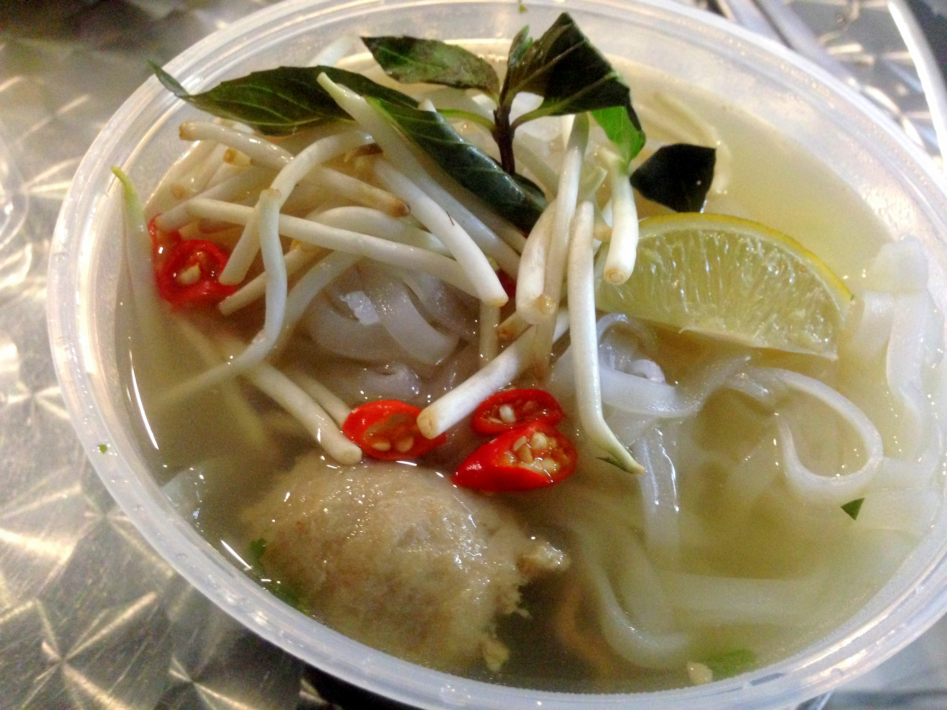 Pho Delivery So Pho Delivery The Halal Food Blog