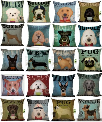 Dog-pillows-collage