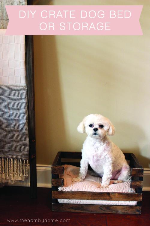 DIY-Crate-dog-bed-or-storage