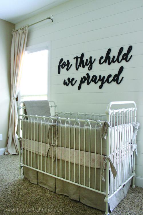 Vintage Inpsired Crib2
