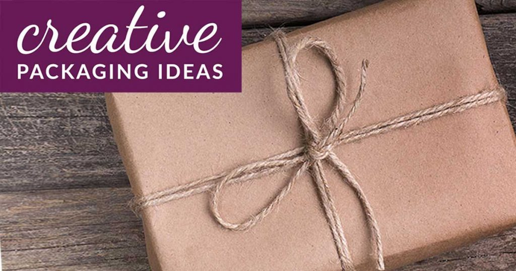 10 Tips for Creative Packaging Ideas for Shipping Your Crafts - creative packaging ideas