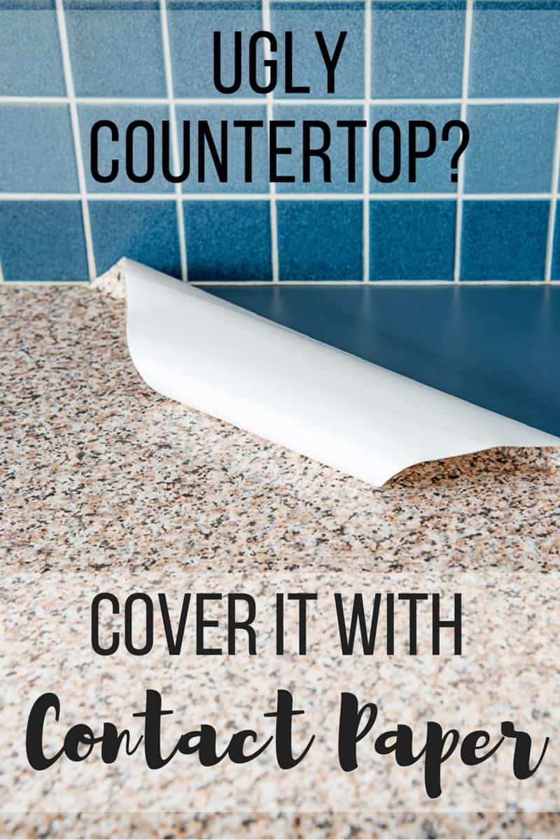 Ugly Granite Countertops Contact Paper Kitchen Counter 2 Years Later The Handyman S