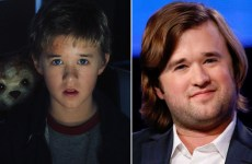 4 actores infantiles